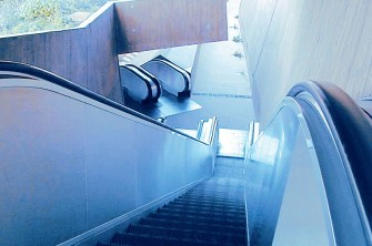 Tugela: The innovative escalator for high-traffic areas